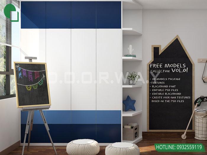 18a- Đừng bỏ qua 25 thiết kế nội thất chung cư 110m2 hiện đại mà đẹp này