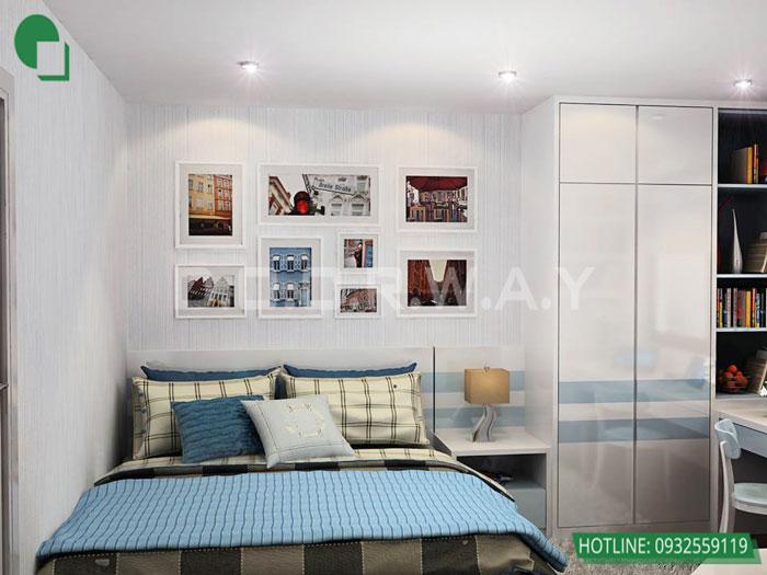 19- Đừng bỏ qua 25 thiết kế nội thất chung cư 110m2 hiện đại mà đẹp này