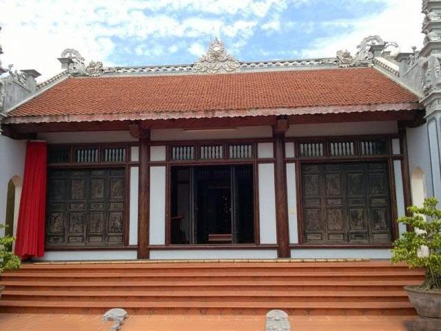 2 - những mẫu nhà ba gian đẹp mang đậm phong cách kiến trúc nhà Việt by kiến trúc Doorway