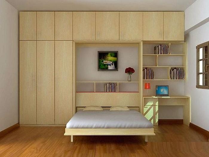 2-Giải pháp thiết kế nội thất thông minh cho căn hộ nhỏ không thể bỏ qua
