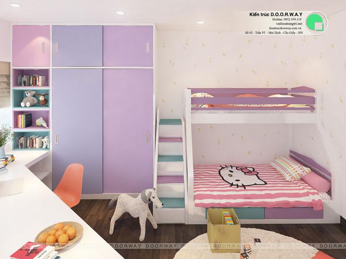 20- Đừng bỏ qua 25 thiết kế nội thất chung cư 110m2 hiện đại mà đẹp này