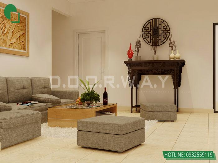 24- Đừng bỏ qua 25 thiết kế nội thất chung cư 110m2 hiện đại mà đẹp này