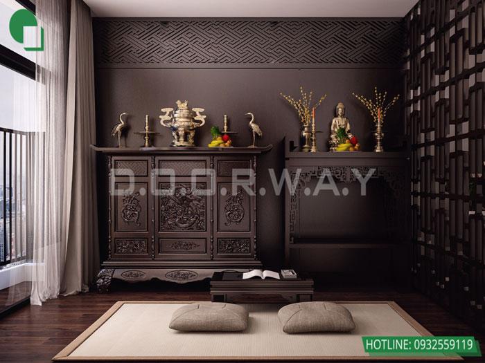 25- Đừng bỏ qua 25 thiết kế nội thất chung cư 110m2 hiện đại mà đẹp này