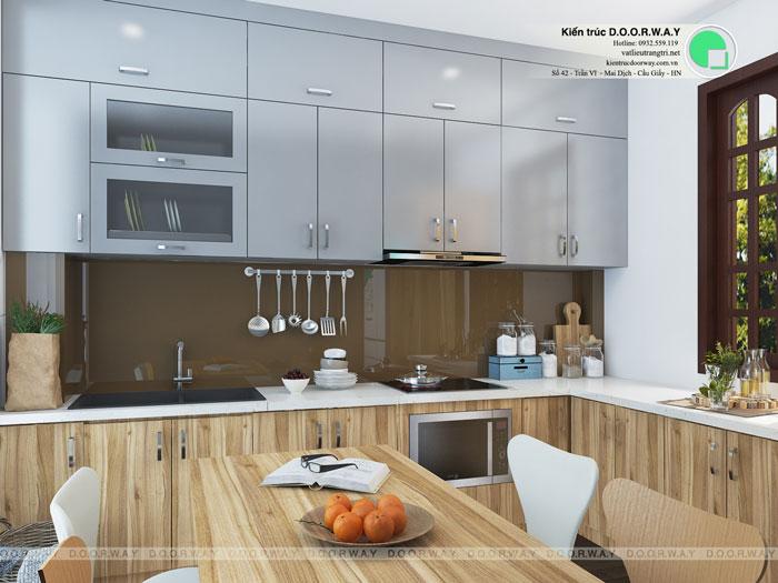 2PN-53m2-PB2-Xem thiết kế nội thất chung cư The K Park Văn Phú - K1, K2, K3