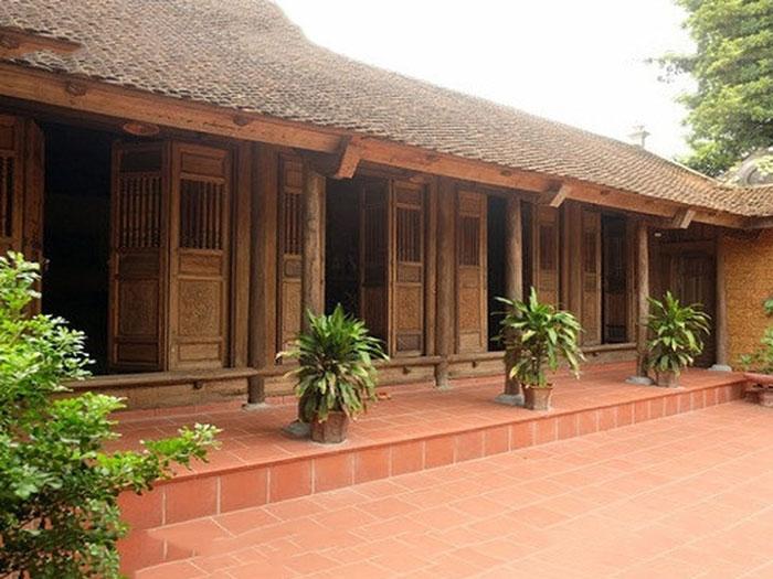 3 - những mẫu nhà ba gian đẹp mang đậm phong cách kiến trúc nhà Việt by kiến trúc Doorway