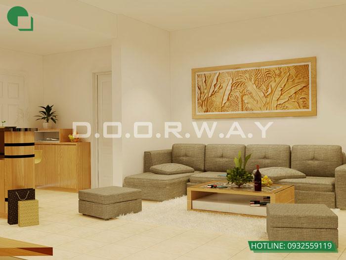 3- Đừng bỏ qua 25 thiết kế nội thất chung cư 110m2 hiện đại mà đẹp này