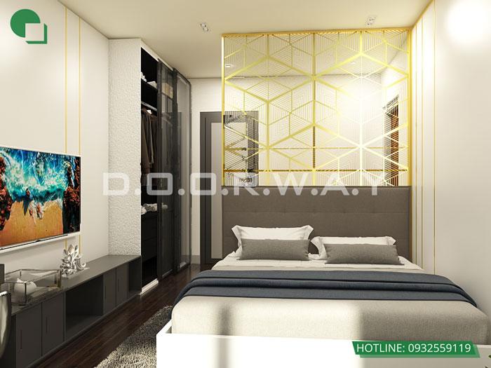 3PN-93m2-PN2-1-Xem thiết kế nội thất chung cư The K Park Văn Phú - K1, K2, K3