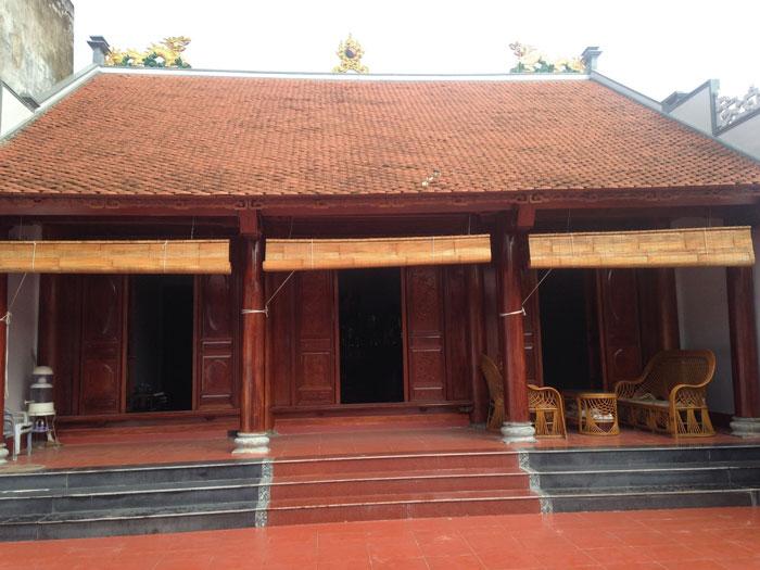 4 - những mẫu nhà ba gian đẹp mang đậm phong cách kiến trúc nhà Việt by kiến trúc Doorway