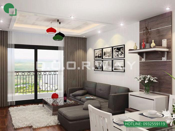 4- Đừng bỏ qua 25 thiết kế nội thất chung cư 110m2 hiện đại mà đẹp này