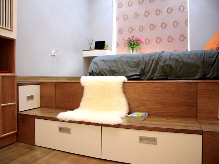 4-Giải pháp thiết kế nội thất thông minh cho căn hộ nhỏ không thể bỏ qua