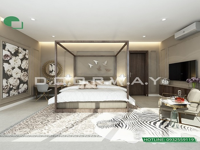 5 - Mẫu thiết kế nội thất biệt thự liền kề hiện đại với ý tưởng độc đáo