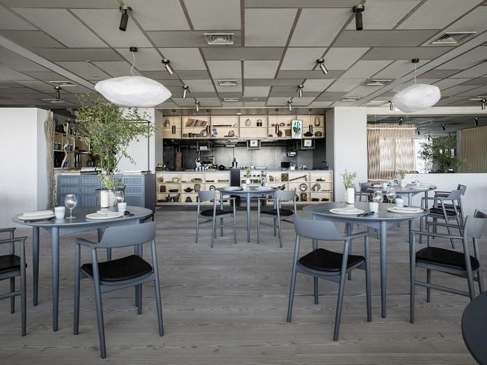 6 - Xem ngay 6 ý tưởng thiết kế nhà hàng đang là xu hướng hiện nay