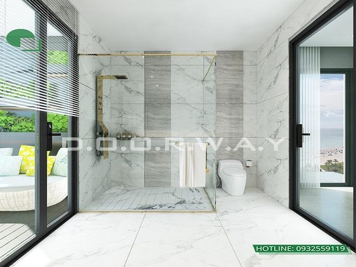 8 - Mẫu thiết kế nội thất biệt thự liền kề hiện đại với ý tưởng độc đáo