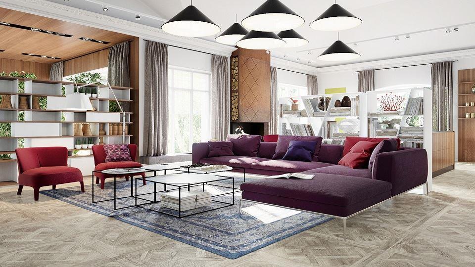 Ảnh tiêu biểu - Xu hướng thiết kế nội thất phong cách châu Âu đầy ấn tượng