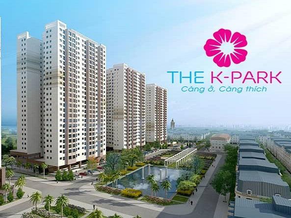 Toàn cảnh-Xem thiết kế nội thất chung cư The K Park Văn Phú - K1, K2, K3
