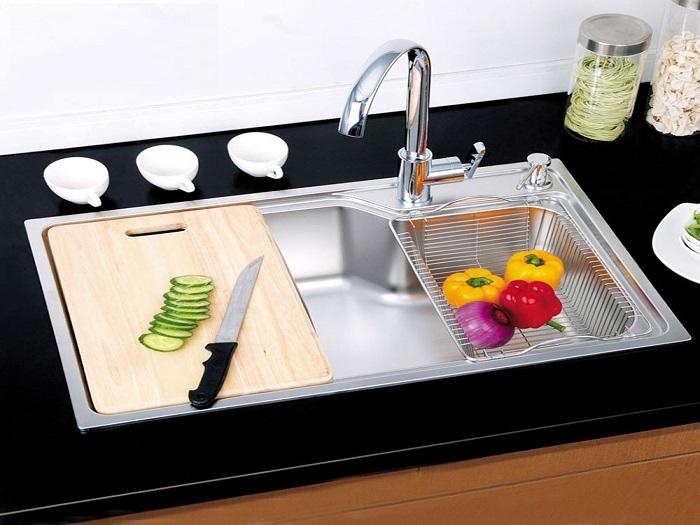 2- Top 7 mẫu nội thất nhà bếp thông minh tiện lợi được ưa chuộng hiện nay