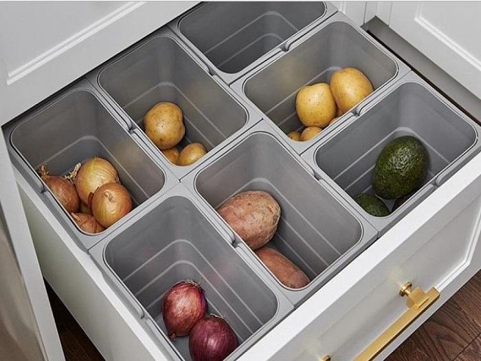4- Top 7 mẫu nội thất nhà bếp thông minh tiện lợi được ưa chuộng hiện nay