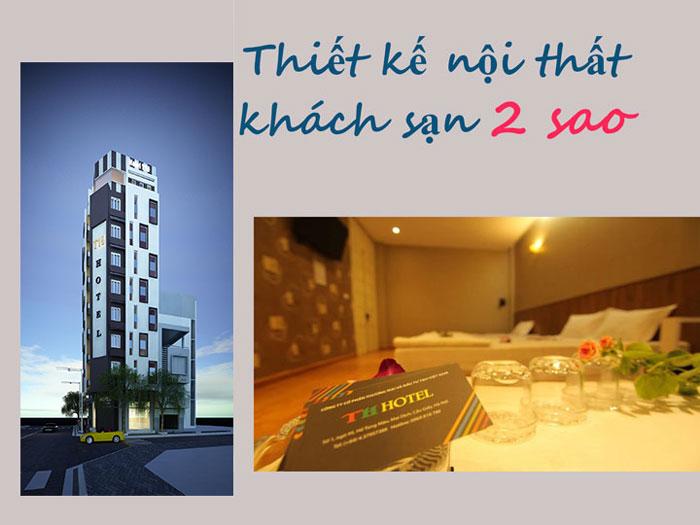 Ảnh tiêu biểu 2- Mẫu & tiêu chuẩn thiết kế nội thất khách sạn 2 sao TH Hotel 9 tầng