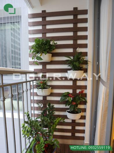 Logia2- Full thiết kế nội thất chung cư Sunshine Garden __Căn 1PN - 4PN