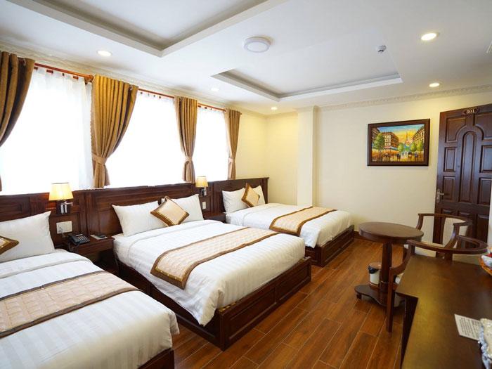 Nội thất 10- (Mới nhất) tiêu chuẩn thiết kế khách sạn 1 sao