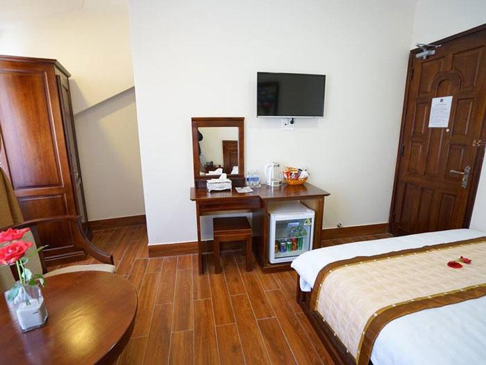 Nội thất 11- (Mới nhất) tiêu chuẩn thiết kế khách sạn 1 sao