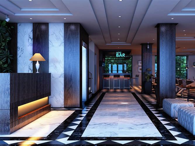 Nội thất 2- (Mới nhất) tiêu chuẩn thiết kế khách sạn 1 sao