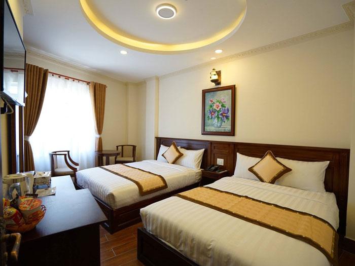 Nội thất 9- (Mới nhất) tiêu chuẩn thiết kế khách sạn 1 sao