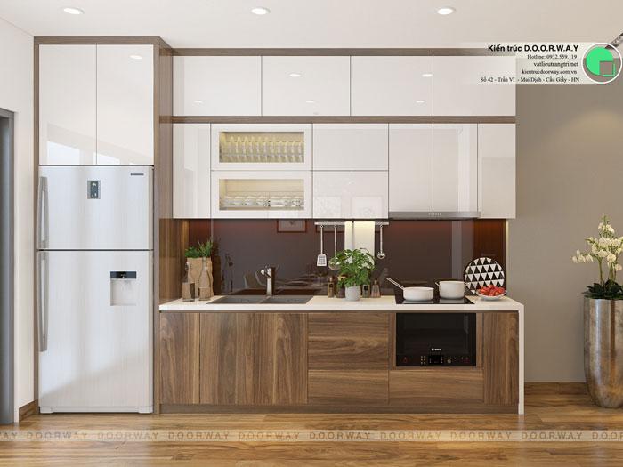 PB- Thiết kế nội thất chung cư FLC Green Apartment - Full phòng