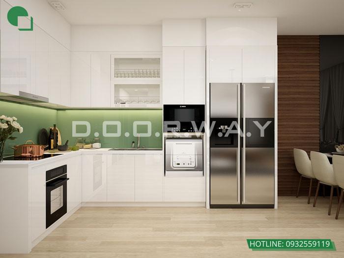 PB3- Full thiết kế nội thất chung cư Sunshine Garden __Căn 1PN - 4PN