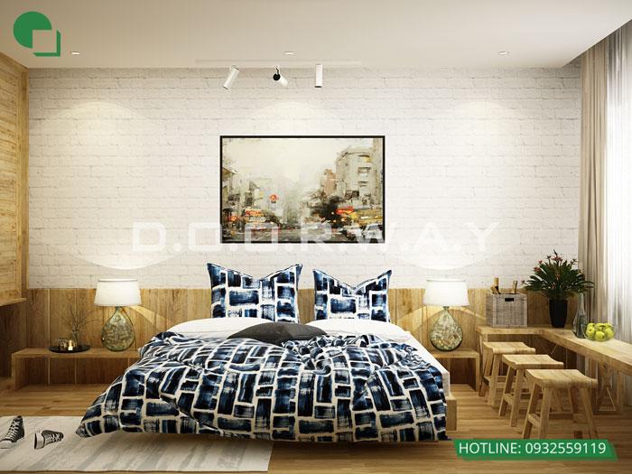 PN1- Gợi ý thiết kế căn hộ 98m2 Imperia Sky Garden - Căn 3 phòng ngủ