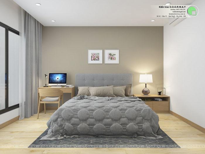 PN1(1)- Full thiết kế nội thất chung cư Sunshine Garden __Căn 1PN - 4PN