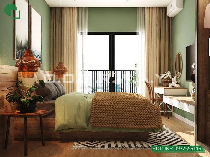 PN1(2)- Khám phá mẫu thiết kế nội thất chung cư Sky Park Residence - Tôn Thất Thuyết