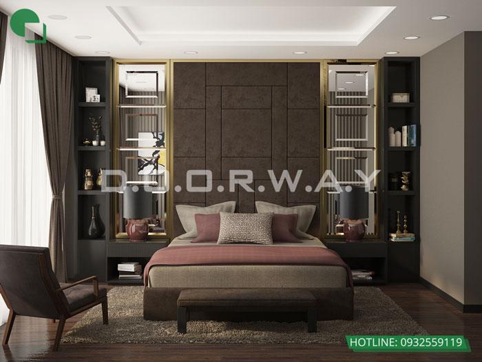 PN1(3)- Khám phá mẫu thiết kế nội thất chung cư Sky Park Residence - Tôn Thất Thuyết