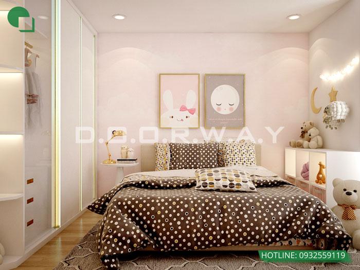 PN2(1)- Full thiết kế nội thất chung cư Sunshine Garden __Căn 1PN - 4PN