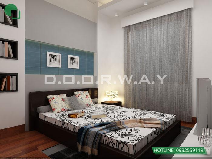 PN2(3)- Khám phá mẫu thiết kế nội thất chung cư Sky Park Residence - Tôn Thất Thuyết