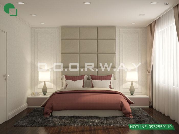 PN3(1)- Khám phá mẫu thiết kế nội thất chung cư Sky Park Residence - Tôn Thất Thuyết