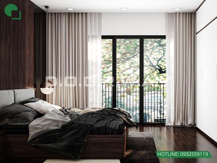 PN3(2)- Thiết kế nội thất chung cư FLC Green Apartment - Full phòng