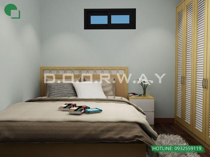 PN3(3)- Full thiết kế nội thất chung cư Sunshine Garden __Căn 1PN - 4PN