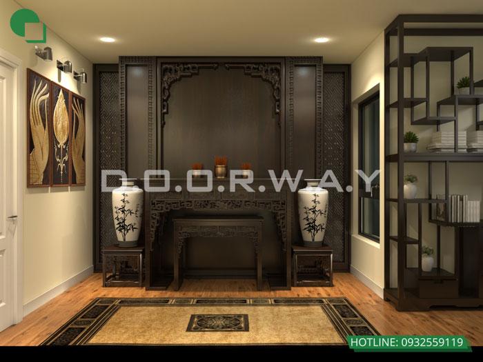 PT(1)- Khám phá mẫu thiết kế nội thất chung cư Sky Park Residence - Tôn Thất Thuyết