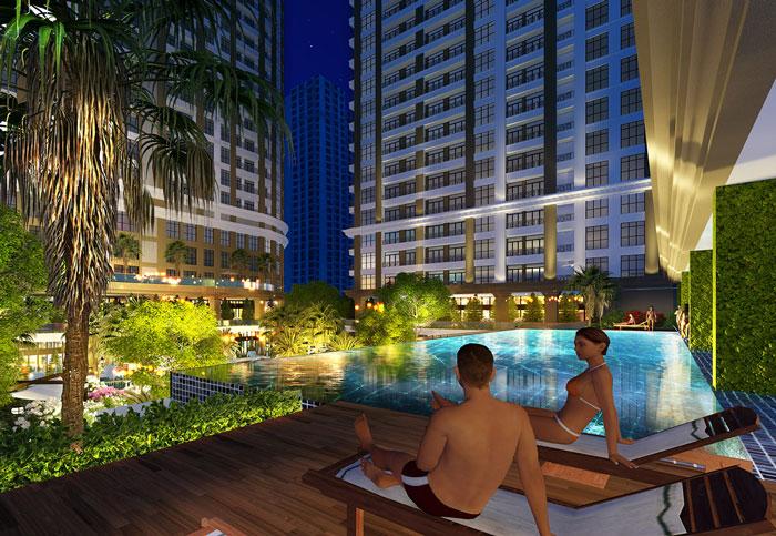 Tiện ích 1- Full thiết kế nội thất chung cư Sunshine Garden __Căn 1PN - 4PN