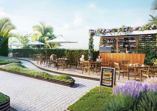 Tiện ích 2- Thiết kế căn hộ 74m2 Imperia Sky Garden - Căn hộ 2PN đẹp