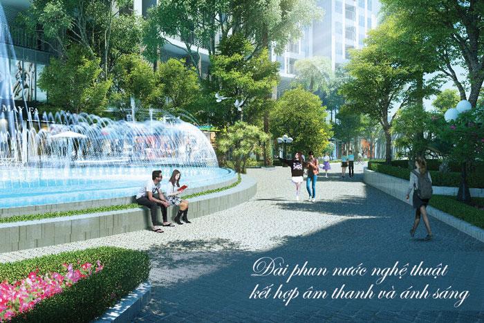 Tiện ích- Gợi ý thiết kế căn hộ 98m2 Imperia Sky Garden - Căn 3 phòng ngủ