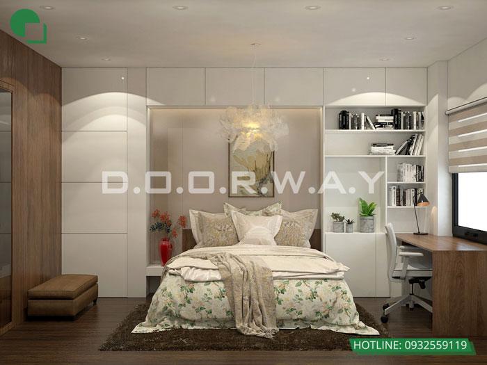 PN1(1)- Tổng hợp mẫu nội thất căn 3 phòng ngủ A10 Nam Trung Yên