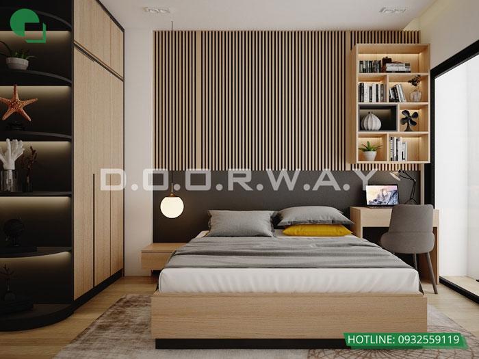 PN1(1)- 7 loại phòng trong thiết kế nội thất chung cư 110 Cầu Giấy Center Point