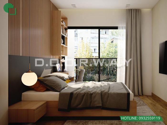 PN1(2)- 7 loại phòng trong thiết kế nội thất chung cư 110 Cầu Giấy Center Point