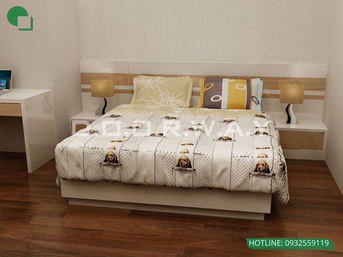 PN2(2)- Tổng hợp mẫu nội thất căn 3 phòng ngủ A10 Nam Trung Yên