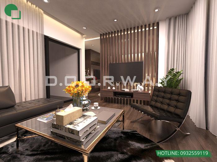 PSHC(2)- Phương án thiết kế nội thất chung cư Hateco Apollo đẹp hiện đại
