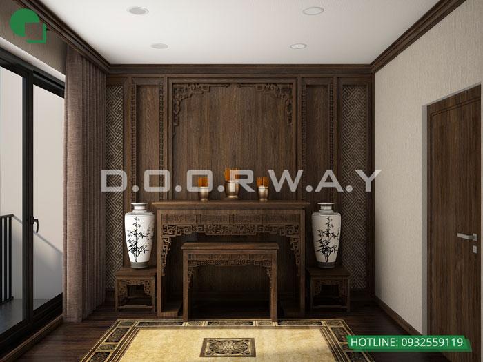 PT- Phương án thiết kế nội thất chung cư Hateco Apollo đẹp hiện đại