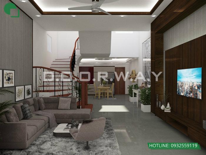 1- Tại sao nên lựa chọn thiết kế thi công nội thất nhà ở tại kiến trúc Doorway