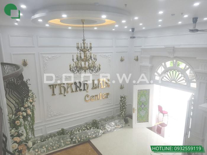 10- Kiến Trúc DOORWAY thiết kế nhà hàng tiệc cưới Thanh Lan